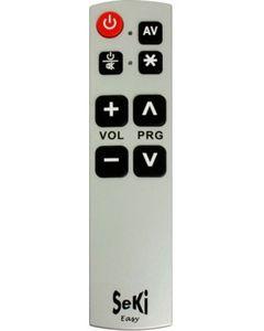 SEKI 311151 SeKi Easy Fernbedienung schwarz