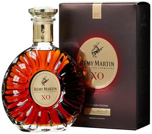 Rémy Martin XO Extra Old Cognac Product of France in Geschenkpackung | 40 % vol | 0,7 l