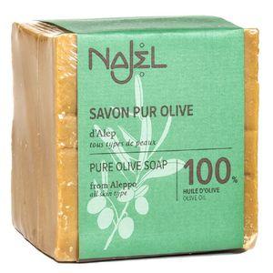 Aleppo Olivenöl Seife für sensible und empfindliche Haut 200 g