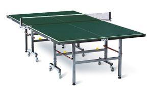 Joola Transport, Indoor-Tischtennisplatte, 19mm, grün, 11270