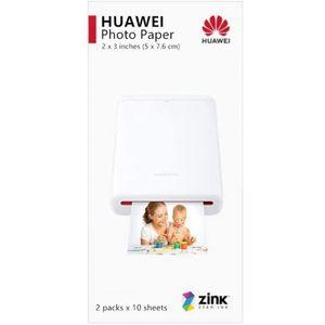 Huawei 55030392, Weiß, 2x3 Zoll, 20 Blätter