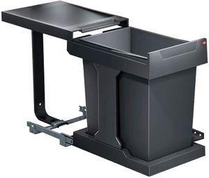 Hailo Abfallsammler Solo 20 automatic für Schränke ab 400 mm Breite mit Drehtür