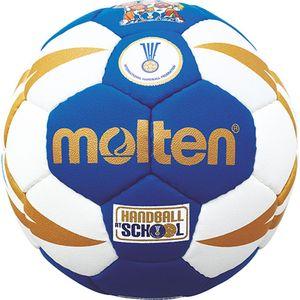 molten Methodik Kinder Handball Blau Gr. 0