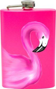 Flachmann Flamingo Pink