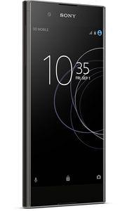 Sony Xperia XA1 Plus Smartphone (14 cm (5,5 Zoll)Display, 32 GB Speicher, Android 7.0) , Farbe:Schwarz
