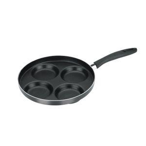 Tescoma Bratpfanne Eierpfanne SPIEGELEIPFANNE Pancake TEFLON Pfannkuchenpfanne Ø 24,5 cm