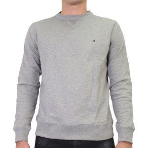 Tommy Hilfiger Sweatshirt Herren Grau (MW0MW11604 P9V) Größe: S