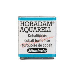 Schmincke HORADAM Aquarell Kobalttuerkis Aquarell 14 509 044 1/2 Naepfchen