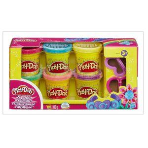 Hasbro A5417EU8 Play Doh Glitzerknete