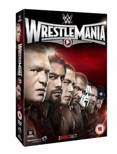 WWE Wrestlemania 31, DVD, Sport, 2D, Deutsch, Englisch, Französisch, 526 min, 3 Disks