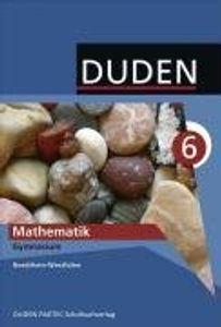 Duden Mathematik - Sekundarstufe I - Gymnasium Nordrhein-Westfalen: 6. Schuljahr - Schülerbuch