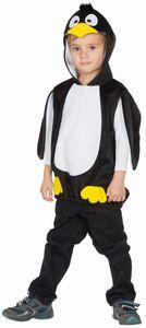 Unisex Kinder Kostüm Pinguin Theo, Größe:116