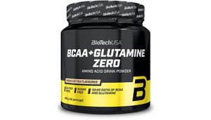 BioTech USA BCAA + Glutamine Zero, 480 g Dose