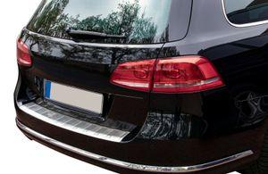 LADEKANTENSCHUTZ Edelstahl MATT für VW Passat B7 Variant + Alltrack 2010-2014