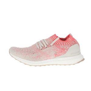 adidas UltraBOOST Uncaged W Fitness-Schuhe moderne Lauf-Schuhe Rosa/Grau, Größe:41 1/3