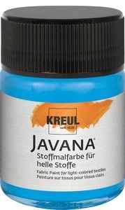 Javana Stoffmalfarbe für helle Stoffe Azurblau