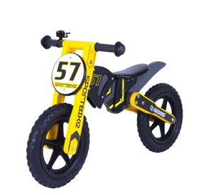 Siva Woody Sport Moto Holz Bike Kinder Laufrad ab 3 Jahre Lernrad