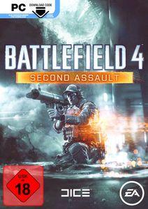 Battlefield 4: Second Assault (Code in a Box)
