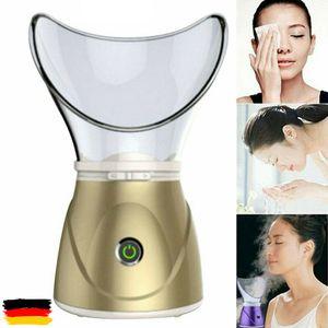 Melario Gesichtssauna Hautpflege Kosmetik Inhalation Porenreinigung Gesichtsdampfer