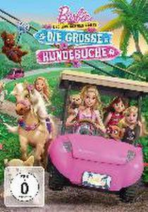 Barbie und ihre Schwestern in: Die große Hundesuch
