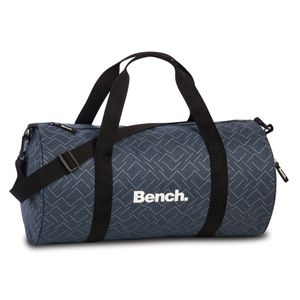 Bench Sporttasche Fitnesstasche Weekender Reisetasche 64152, Farbe:Marine