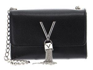 Valentino Bags Accessoires Taschen Umhängetaschen Synthetik schwarz 10