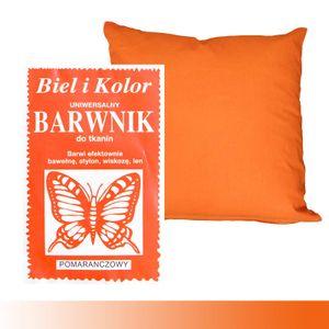 10g Batikfarbe Textilfarbe Stofffarbe färben, Farbe wählbar aus 30 Nuancen, Farbe:orange