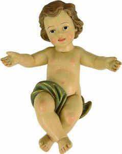 Krippenfigur Christkind Jesuskind mit Windel Größe ca. 3,8 cm