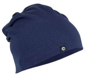 Stark Soul® Slouch Beanie Mütze Unisex One Size Marineblau