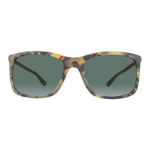 Michael Kors Herren Sonnenbrille MK2033-319271-56 Tiger Tortoise