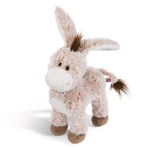 NICI Esel 44937 - NICI stehendes Kuscheltier Esel 30cm