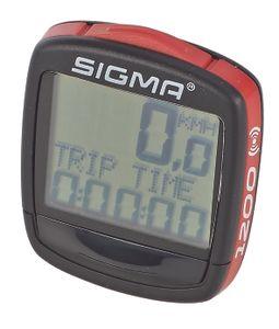 Sigma Sport 1200 plus Funk-Fahrrad-Computer, drahtlos, 12 Funktionen; 0119