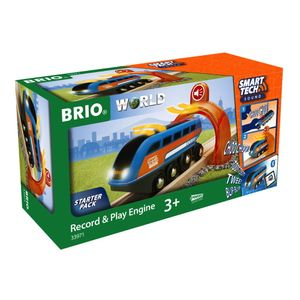 BRIO 63397100 Record & Play Engine (Smart Te