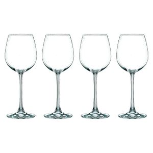 Nachtmann Vorteilsset 6 x  4 Glas/Stck Weißweinkelch 50/2 Vivendi  92037 und Gratis 1 x Trinitae Körperpflegeprodukt