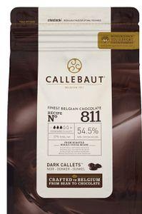 Recipe n°811  - dunkle Schokoladenkuvertüre 2,5kg