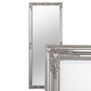 Spiegel BESSA barock silber-antik 180x70cm