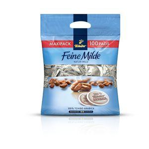 Tchibo Feine Milde Kaffee-Pads, 100 Stück