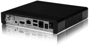 Vu+® ZERO HDTV Linux SAT Receiver schwarz