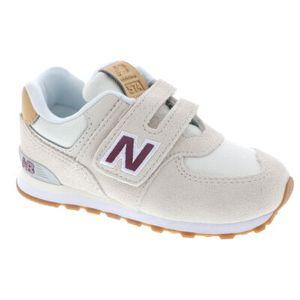 New Balance Jungen Sneakers in der Farbe Beige - Größe 32