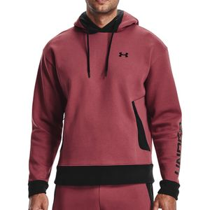 Under Armour Recover Fleece Hoodie - Gr. MD