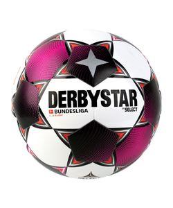 DERBYSTAR Bundesliga Club S-Light 290g Leicht-Fußball 3