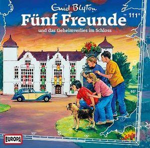 Fünf Freunde-111/und das Geheimverlies im Schloss