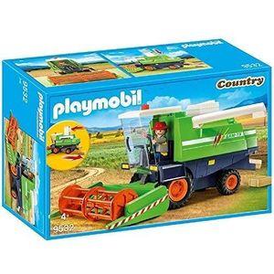 Playmobil 9532  Mähdrescher mit Mähdreschfahrer und 6 Garben Heu , limitierte Ausgabe