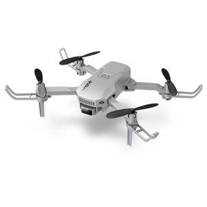 Quadcopter mit Kamera 4K Set RC Drone Mini mit LED-Licht, One Key Takeoff Landing, Schweben, 2,4 Ghz