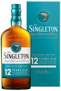 The Singleton of Dufftown 12 Jahre Lucious Nectar Single Malt Scotch Whisky in Geschenkpackung | 40 % vol | 0,7 l