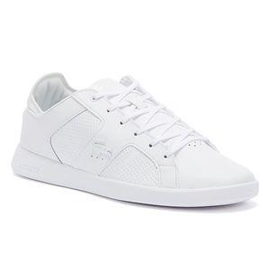 Lacoste Novas 120 3 Weiße Herren Sneakers