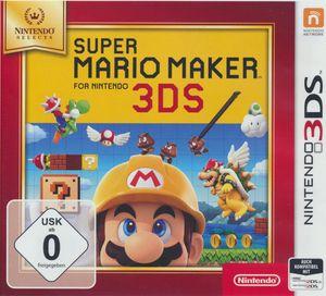 Nintendo Super Mario Maker [3DS]