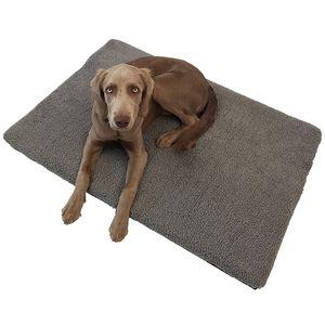 Orthopädische Heimtiermatte Laika L (100 x 70 x 5 cm) – optimaler Liegekomfort für Ihr Haustier – viscoelastische Hundematratze mit abnehmbaren Bezug und Antirutschbeschichtung