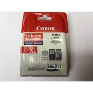 Canon PG-540BK XL/CL-541 - Original - Tinte auf Pigmentbasis - Schwarz - Cyan - Magenta - Gelb - Can Canon