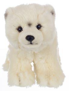 Eisbär 25cm Kuschelbär Plüschtier Plüschbär